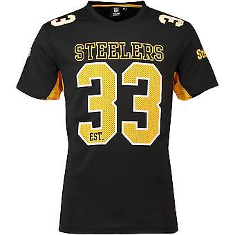 Majestic NFL MORO Polymesh Jersey shirt Pittsburgh Steelers