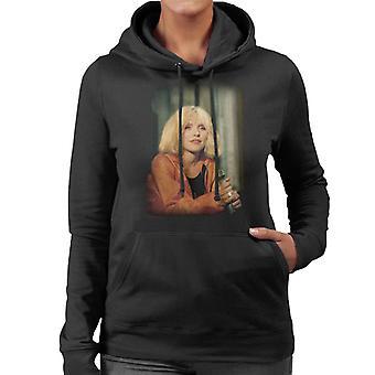 TV Times Debbie Harry Muppet Show 1981 Women's Hooded Sweatshirt