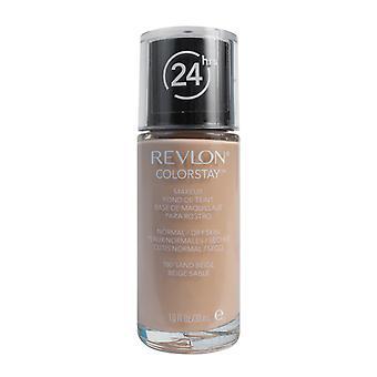 Revlon Colorstay Make-up Normal/Dry Skin-180 Sand Beige 30ml