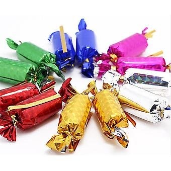 Colourful candies for Christmas decoration-12 pieces