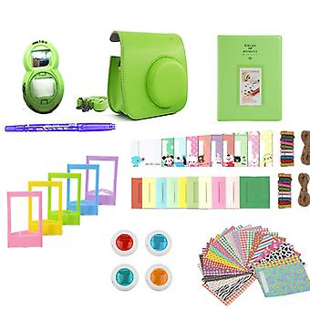 Accessory Sets for Fujifilm Instax Mini 8/9-Lime Green