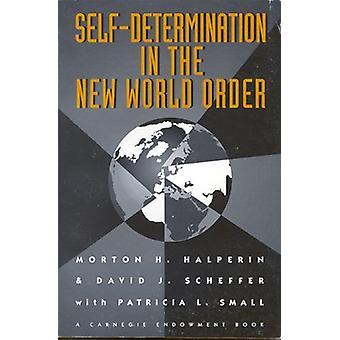 Itsemääräämisoikeuden New World Order - US suuntaviivoja