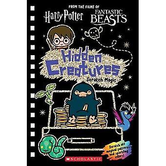Волшебного мира - скрытых существ нуля магии в мире волшебников - H