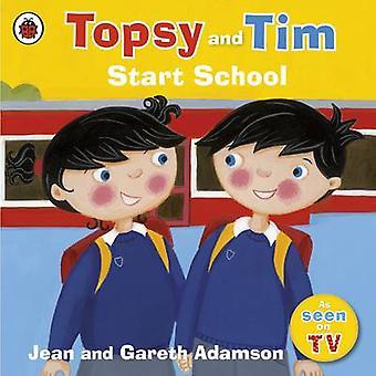 Start School by Jean Adamson - Belinda Worsley - 9781409300830 Book
