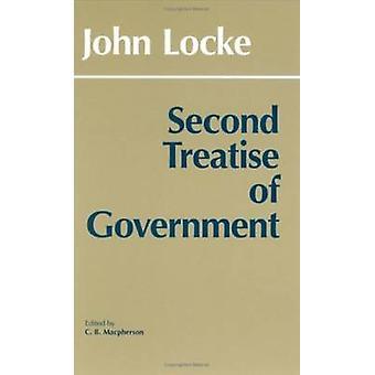 Segundo tratado del gobierno de John Locke - C. B. Macpherson - 9780