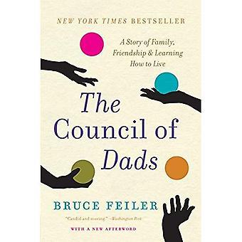 El Consejo de padres: una historia de familia, amistad y aprender a vivir