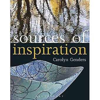 Sources d'Inspiration: pour la céramique et des Arts appliqués