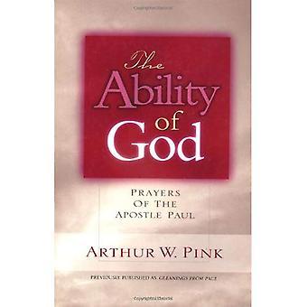 Vermogen van God: gebeden van de apostel Paulus