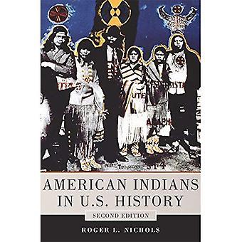 Indianen in de Amerikaanse geschiedenis (beschaving of the American Indian)