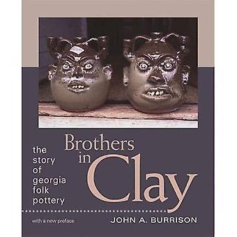 Broers in klei: het verhaal van Georgië Folk aardewerk