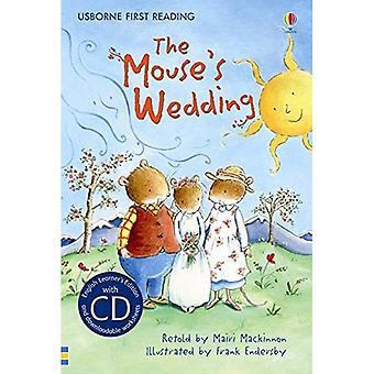 The Mouse's Wedding (Usborne First Reading): Usborne English-Lower Intermediate