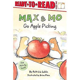 Max & Mo gå äpple plockning (redo-att-läsa: nivå 1)