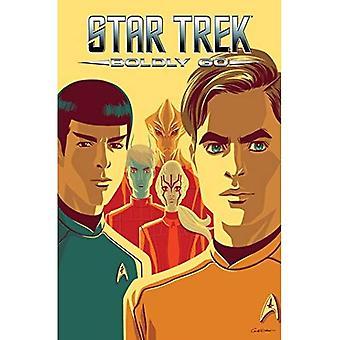 Star Trek: Aller avec audace, Vol. 2