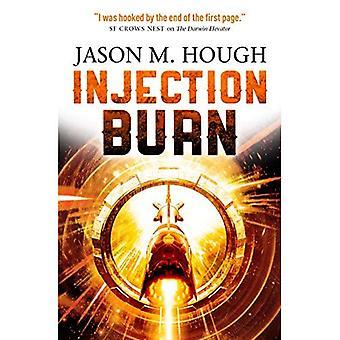 Wstrzykiwań Burn - winda Darwin 4 (Paperback)