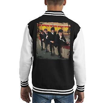 TV Zeiten Sixties-Pop-Gruppe The Searchers Kid Varsity Jacket
