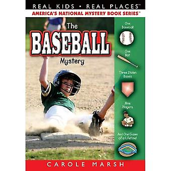 The Baseball Mystery (Real Kids! Real Places! (Hardcover))