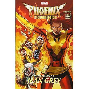 Phoenix zmartwychwstania: Powrót Jean Grey