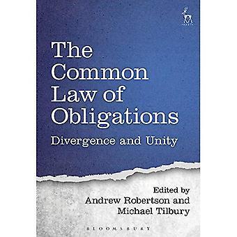 Common Law skyldigheter: divergens och enighet