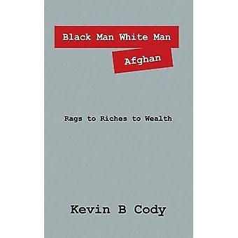 Homme noir blanc homme Afghan Rags to Riches à la richesse de Cody & Kevin B.