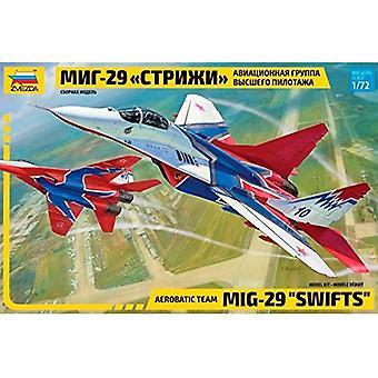 Zvezda 1/72 Mikoyan MiG-29S