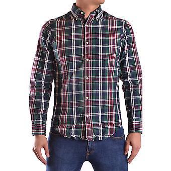 Gant Ezbc144060 Uomo's Camicia di cotone multicolore
