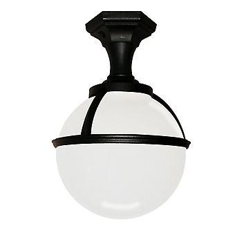 Elstead Beleuchtung Glenbeigh Veranda Licht In schwarz