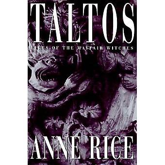 Taltos by Anne Rice - 9780679425731 Book