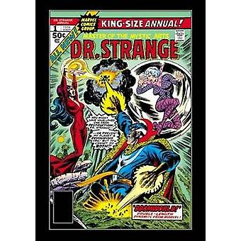 Doctor Strange - What is it That Disturbs You - Stephen? by Marv Wolfm