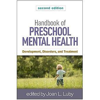 Handbook Of Preschool Mental Health - 9781462533800 Book