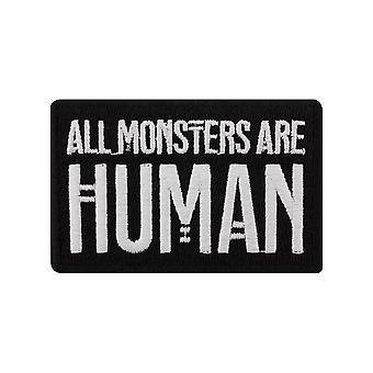 Grindstore todos os monstros são humanos patch