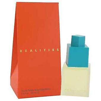 Realities By Liz Claiborne Eau De Toilette Spray 3.4 Oz (women) V728-400935