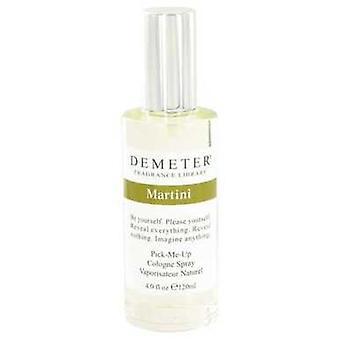 Demeter Martini By Demeter Cologne Spray 4 Oz (women) V728-427556