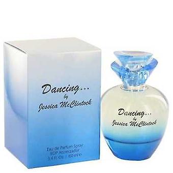 Dancing By Jessica Mcclintock Eau De Parfum Spray 3.4 Oz (women) V728-502317