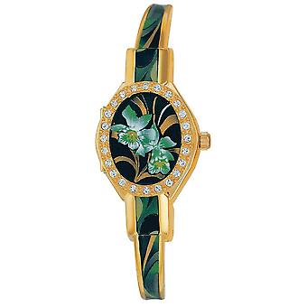 Andre Mouche - Wristwatch - Women - ORCHIDEE-CRYSTAL - 163-04111