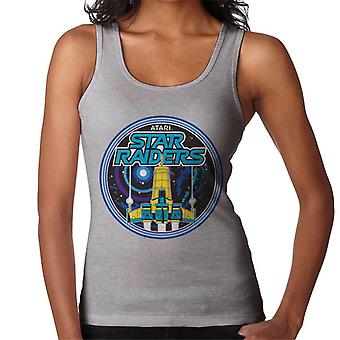 Atari Star Raiders Retro Women's Vest