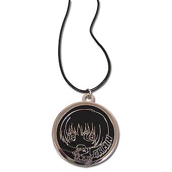 Necklace - Attack on Titan - SD Armin Toys Anime Licensed ge36276