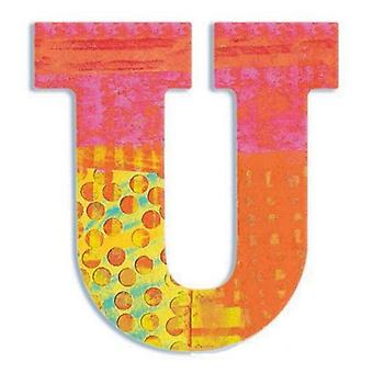 Djeco Peacock Letter - U (Babies and Children , Toys , Others)