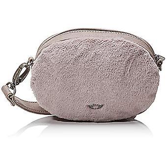 Fritzi aus Preussen Candy Fur - Donna Viola Shoulder Bags (Lavender Stone) 4.5x18.8x13 cm (W x H L)