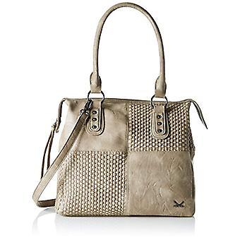 Sansibar Handbag Donna Beige (Beige (natural 007)) 14x32x39 cm (B x H x T)