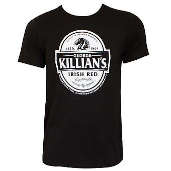 Killian is Logo zwart T-shirt