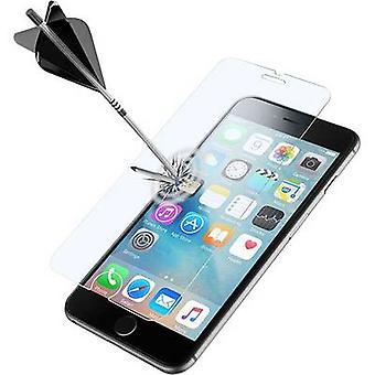 תאית TEMPGLASSIPH647S זכוכית מגן מסך תואם: Apple iPhone 6, אפל iPhone 6S 1 pc (עם)