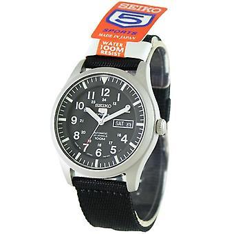 Seiko Automatic Sports Snzg15 Snzg15j1 Snzg15j Men's Watch