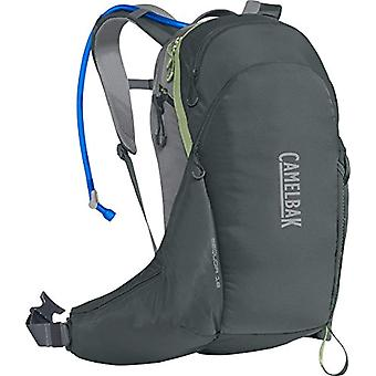 CamelBak Sequoia 18 - Unisex-Adult Backpack - Grecian Blue/Pumpkin - 3 L