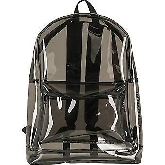 كلاسيكيات حضرية - حقيبة ظهر شفافة - 50 سم - 1-6 لترات - اللون: أسود شفاف