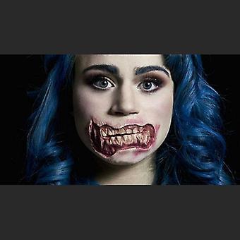 Exit skin - zombie angelica - movie make-up kit