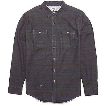 Vissla trails flannel shirt