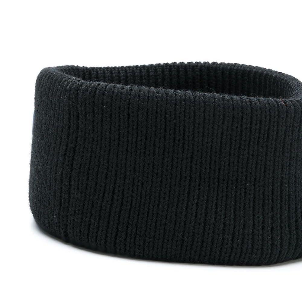 Wool Logo Visor Hat
