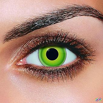 Hulk Contact Lenses (Pair)