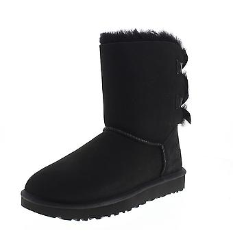 UGG Bailey Bow II 1016225BLACK chaussures universelles pour femmes