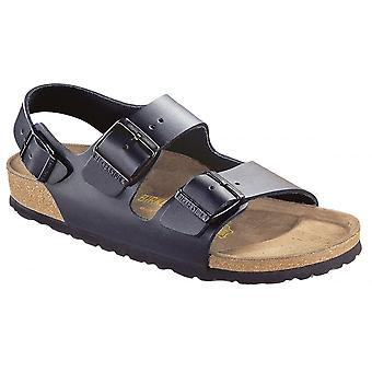 Birkenstock Milano BF sandaal 034791 zwart REGULAR
